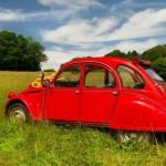 Rijden in de Ardennen