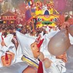 Carnaval in de Ardennen