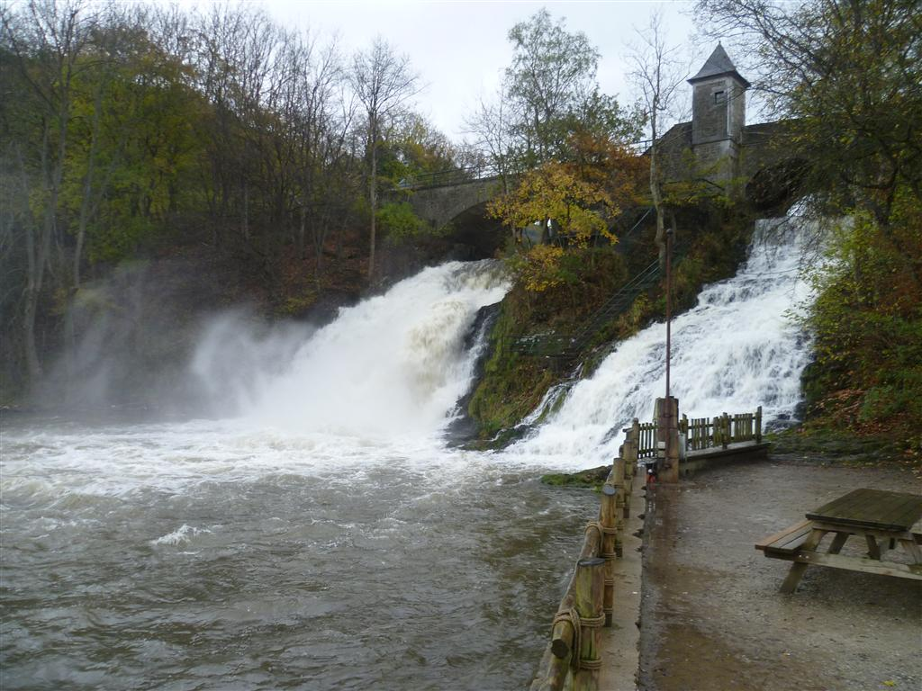 Watervallen Van Coo Ardennen Activiteiten